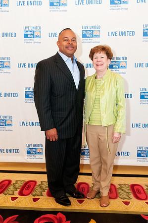 United Way's Corporate Leaders Breakfast @ Charlotte City Club 5-13-14