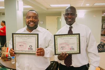 2014 Urban League Spring Graduation 4-24-14