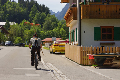 Near Oberammergau