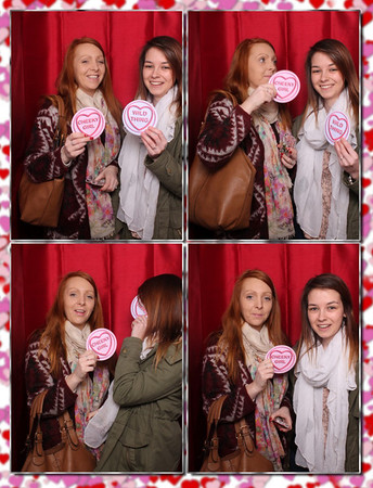 wedding photo booth winchester