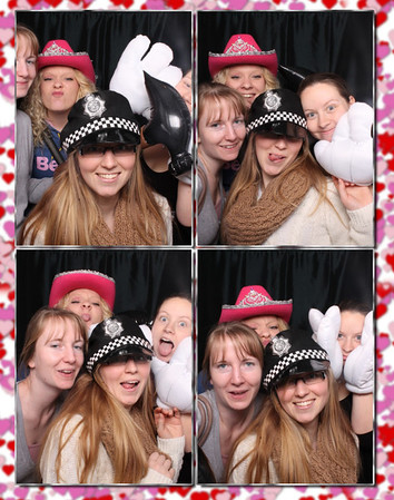 Old Thorns photo booth