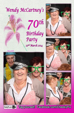 Birthday photo booth southampton