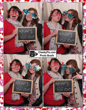 wedding photo booth east horton