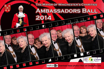 charity photo booth winchester
