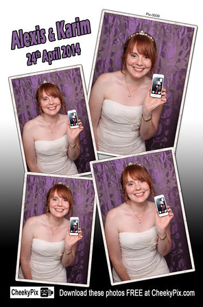 Wedding photo booth Southampton