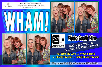 party photo booth hire hampshire