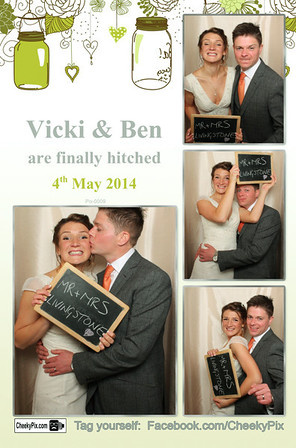 photo booth hire tithe barn
