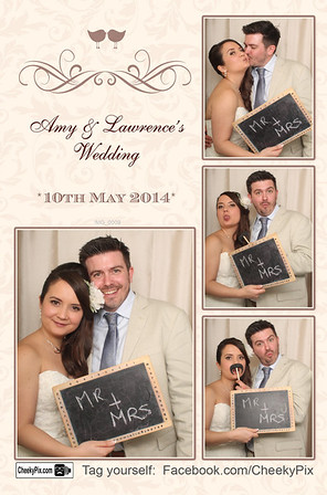 wedding photo booth hire romsey