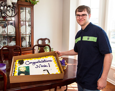 Nick Graduation Open House