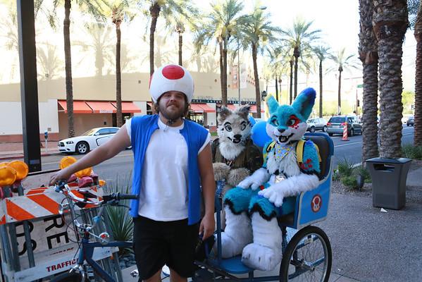 Phoenix Comicon 2014