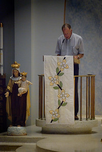 Our Lady of Mount Carmel - Mass to end Abortion