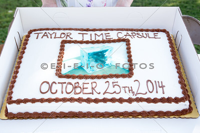 "20141025  Taylor Time Capsule  ""The Great Reveal"""