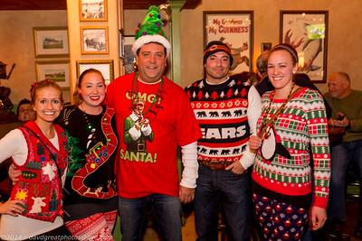 20141218 Edison Park Ugly Sweater Pub Crawl