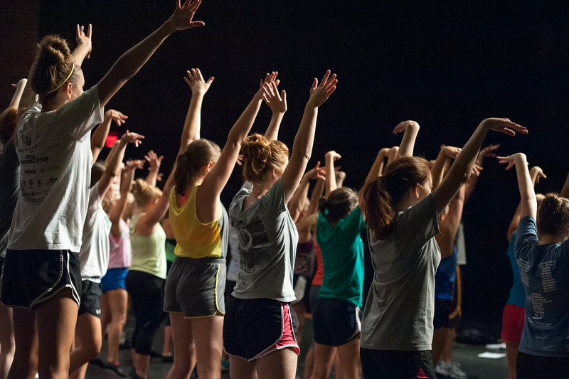 Choralaires Camp 2014