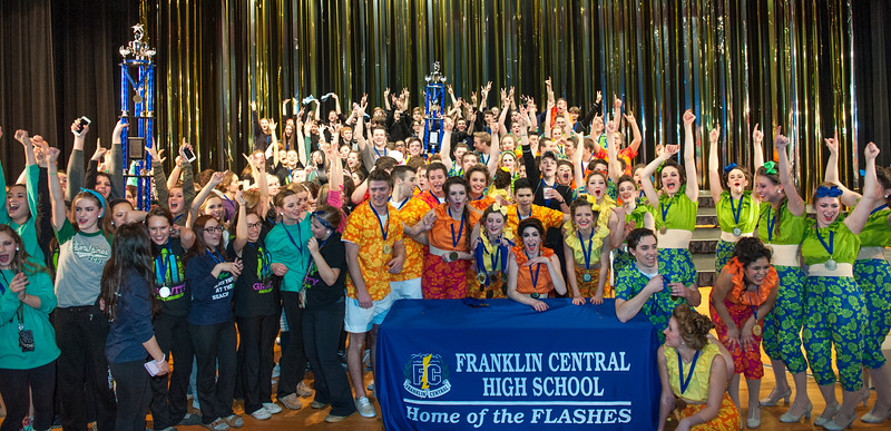 Franklin Central Competition 2015