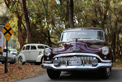 2014 Auto One Classic Car Show , Whiteman Park