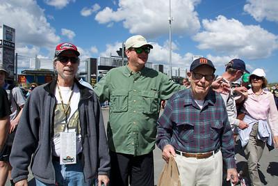 Larry, Gary, John