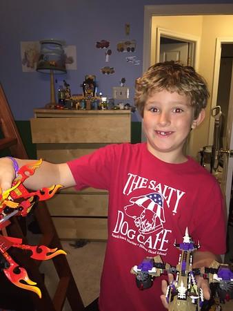 2015 - 06 - Ryan's Actual Birthday