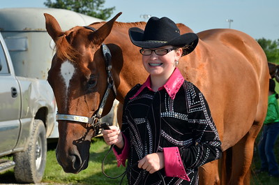 2015 4-H Western Show Carroll County