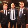 Edward Tasker, Nick Mallios, Andrew Patterson