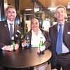 Andrew Patterson, Juan Hompart, Vito Stevanovich