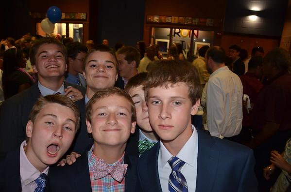 2015 8th Grade Graduation