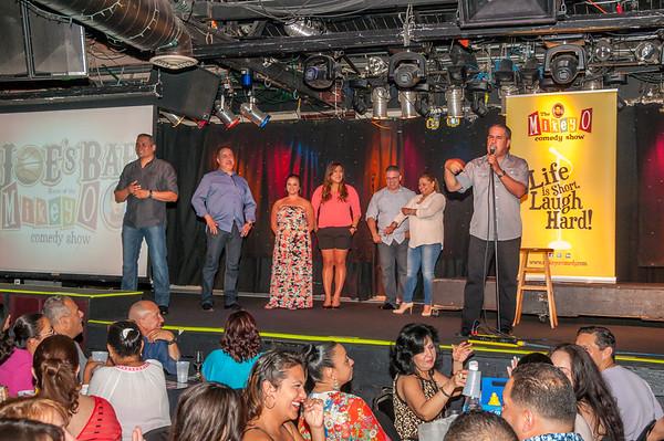 2015 AHLE Comedy Nite at Joes
