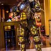 Steampunk Ironman at Anachrocon 2015