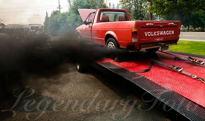 Volkswagen Pick Up at Cascade German GTG 2015