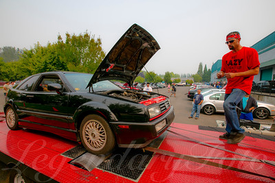 Volkswagen Corrado at Cascade German G2G 2015