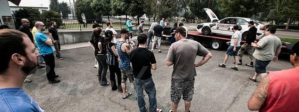 Cowraddo Hit The Dyno at Cascade German GTG 2015