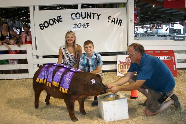 2015 Boone County Fair