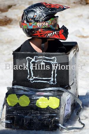 2015 Box sled races