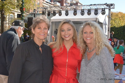 Tiffany Ashton and her grandmother and mother