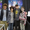 With Michael Rooker (Merle Dixon)