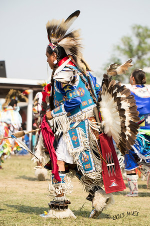 Crow Fair Dancer