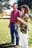 2000158  2000 Class Reunion Steve Corder, Vicki Houston