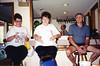 2000151 2000 Class Reunion Rose Pachner, Carolyn Plotts, Jay Wilson