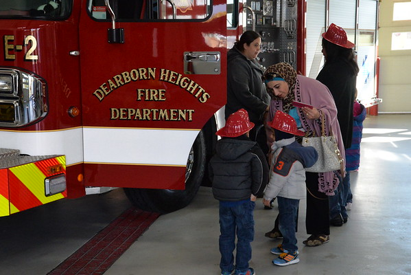 2015 Dearborn Heights Open House