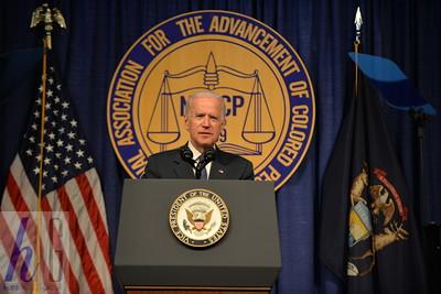 2015 Detroit NAACP dinner with special guest speaker, Vice President, Joe Biden