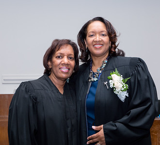 Judge Margaret Spencer and Judge Joi Taylor