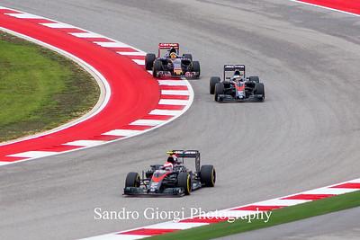 2015 Formula 1 United States Grand Prix Austin