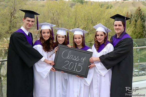 2015 Grad - Home School