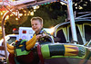 Bob Raines--Montgomery Media<br /> Blake Wisner flies in a spaceship at the Harleysville Fair May 22, 2015.