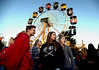 Bob Raines--Montgomery Media<br /> A group of teens look for their friends at the Harleysville Fair May 22, 2015.