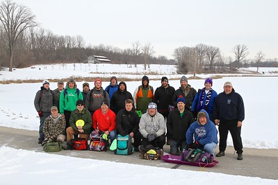 2015 Ice Bowl Disc Golf Tournament