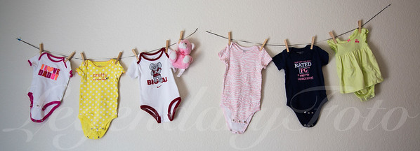 Baby first cloths
