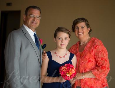 Kevin, Maria, Tiffany