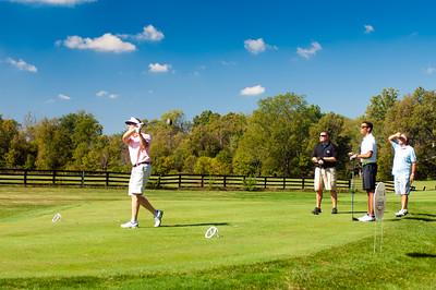 Kentucky EMS Golf Scramble.