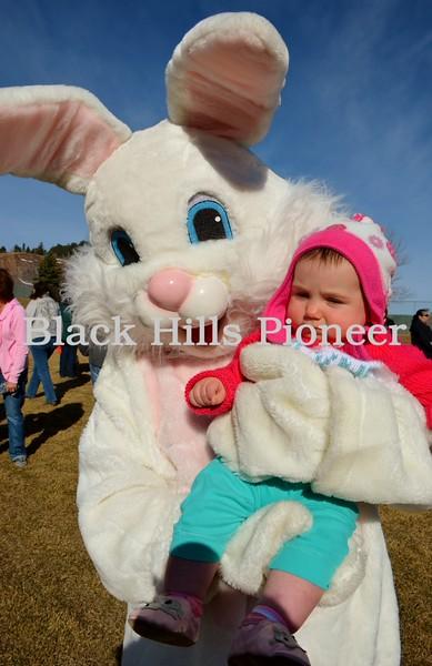 2015 Lead Easter egg hunt